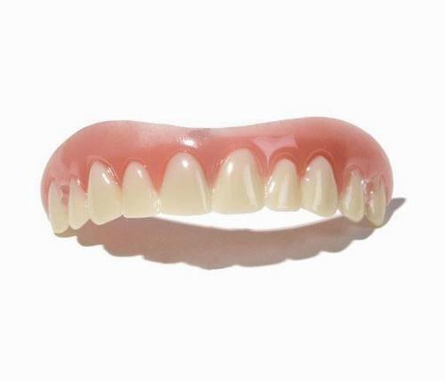 Upper Secure Smile Teeth